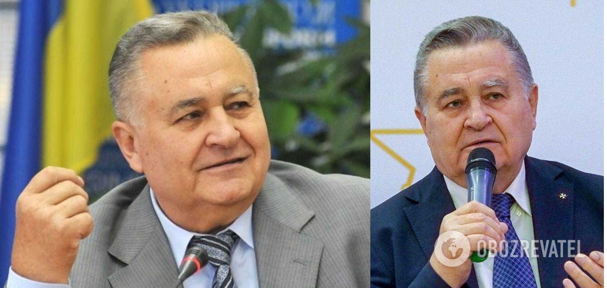 Євген Марчук зіграв велику роль в у державотворенні України