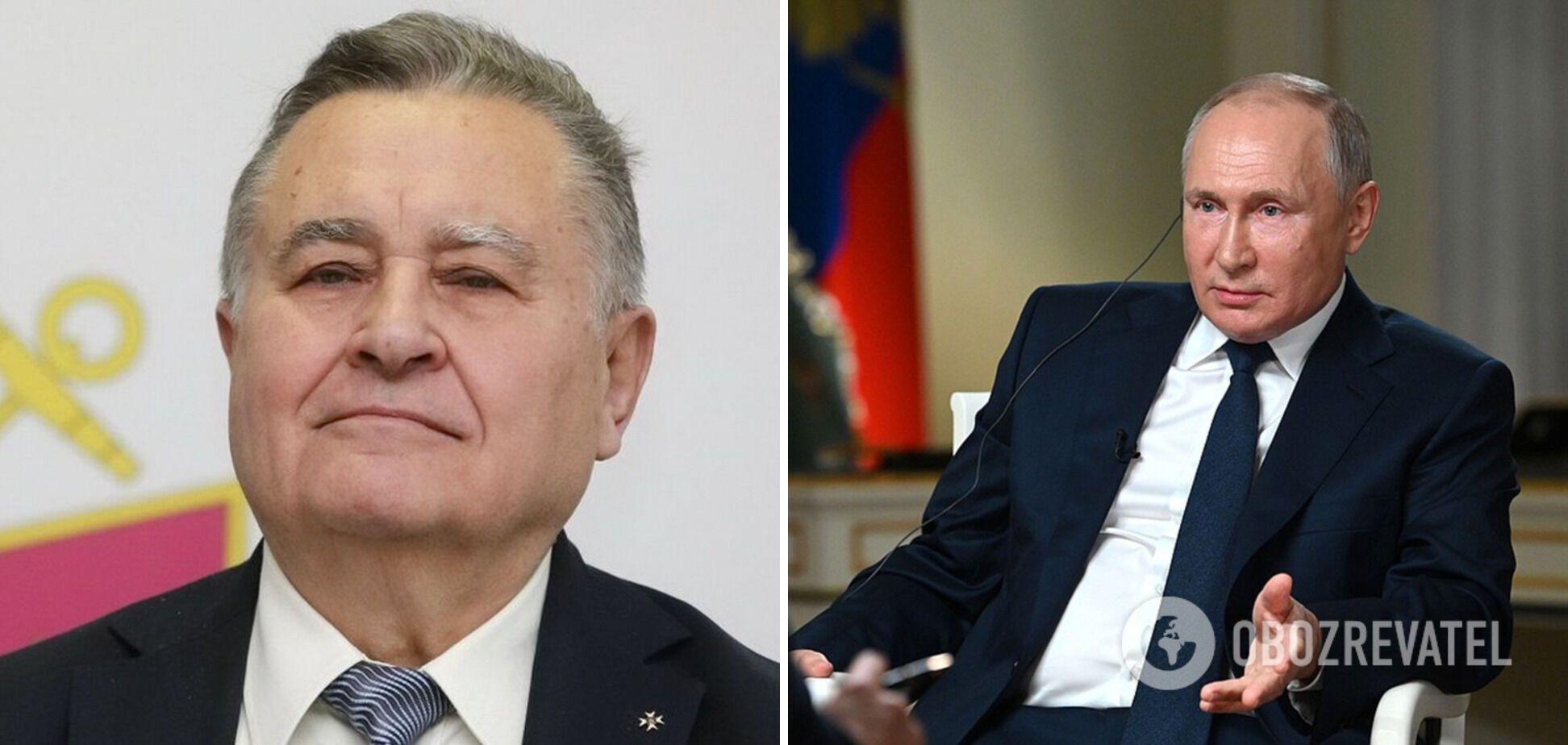"""Марчук вважає, що Росія відвела війська, тому що Путін не хотів потрапити в """"м'ясорубку"""""""