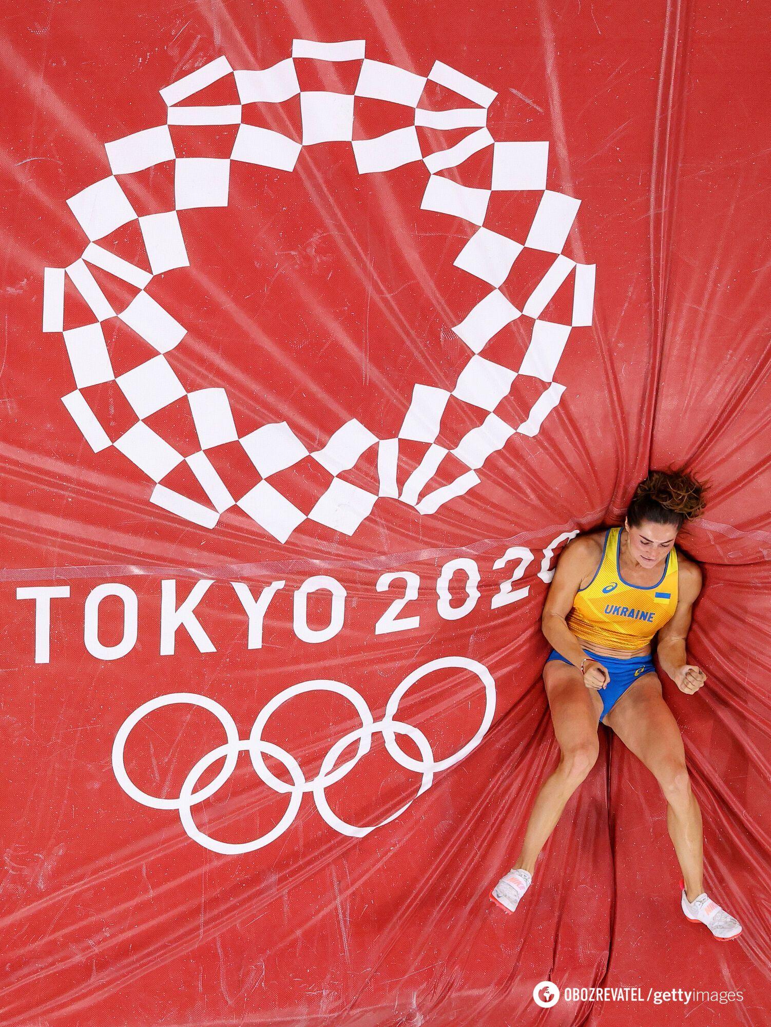 Марина Килипко стала пятой на Олимпиаде-2020.