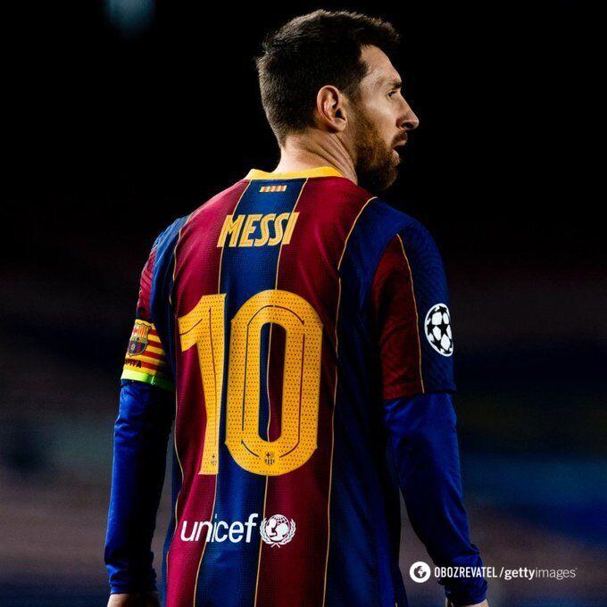 Месси заработал 555 млн евро
