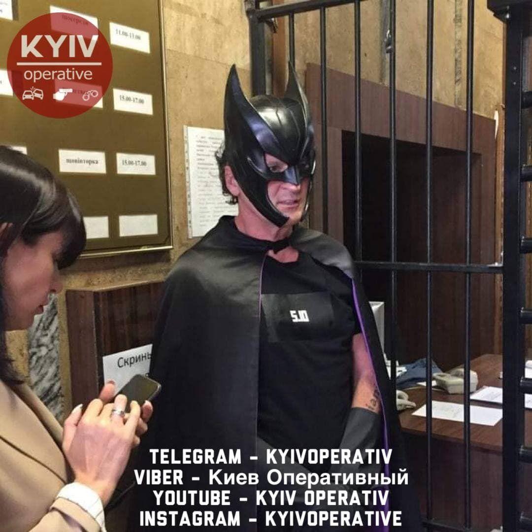 Балашов-Бэтмен