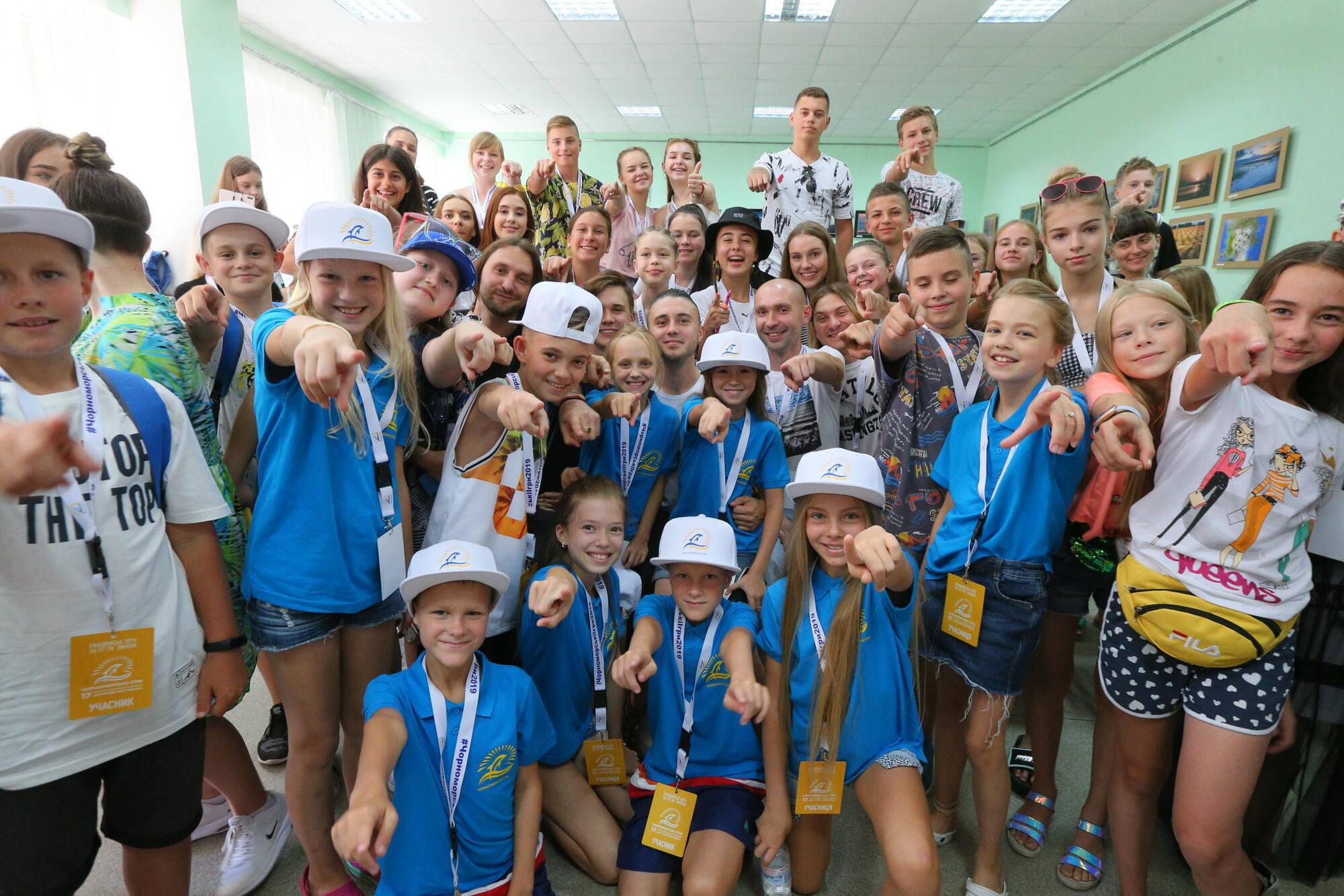 Фестиваль объединит в Скадовске талантливых детей из разных уголков Украины