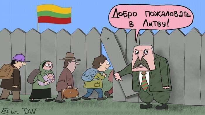 Кожній країні – своя ноша. Литва впорається, й ми одного разу теж