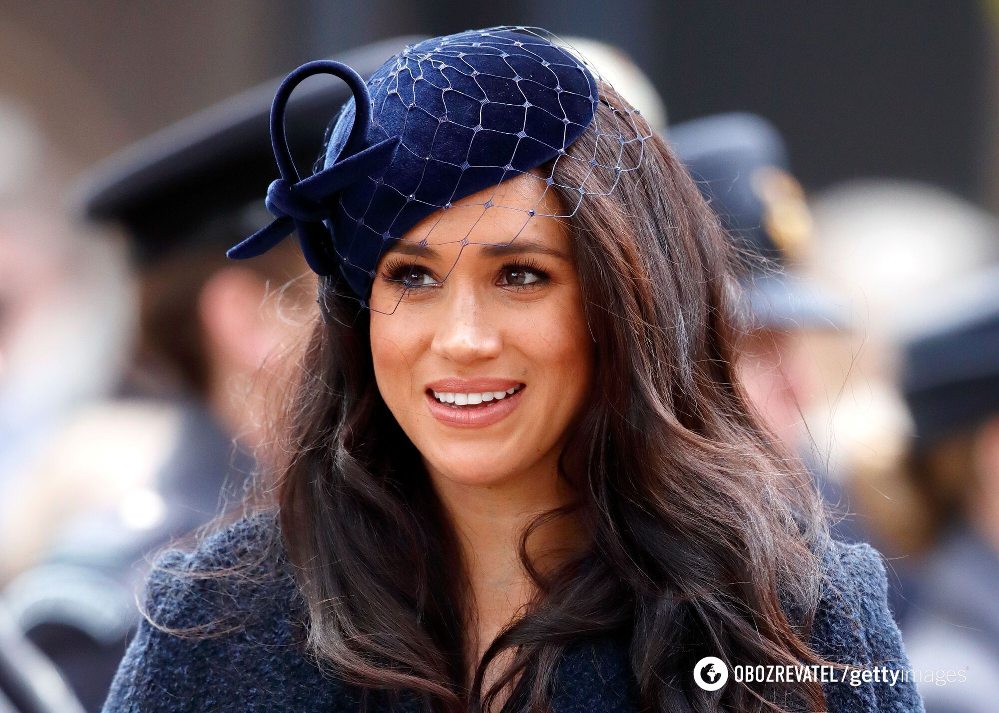 Дружина принца Гаррі Меган Маркл.