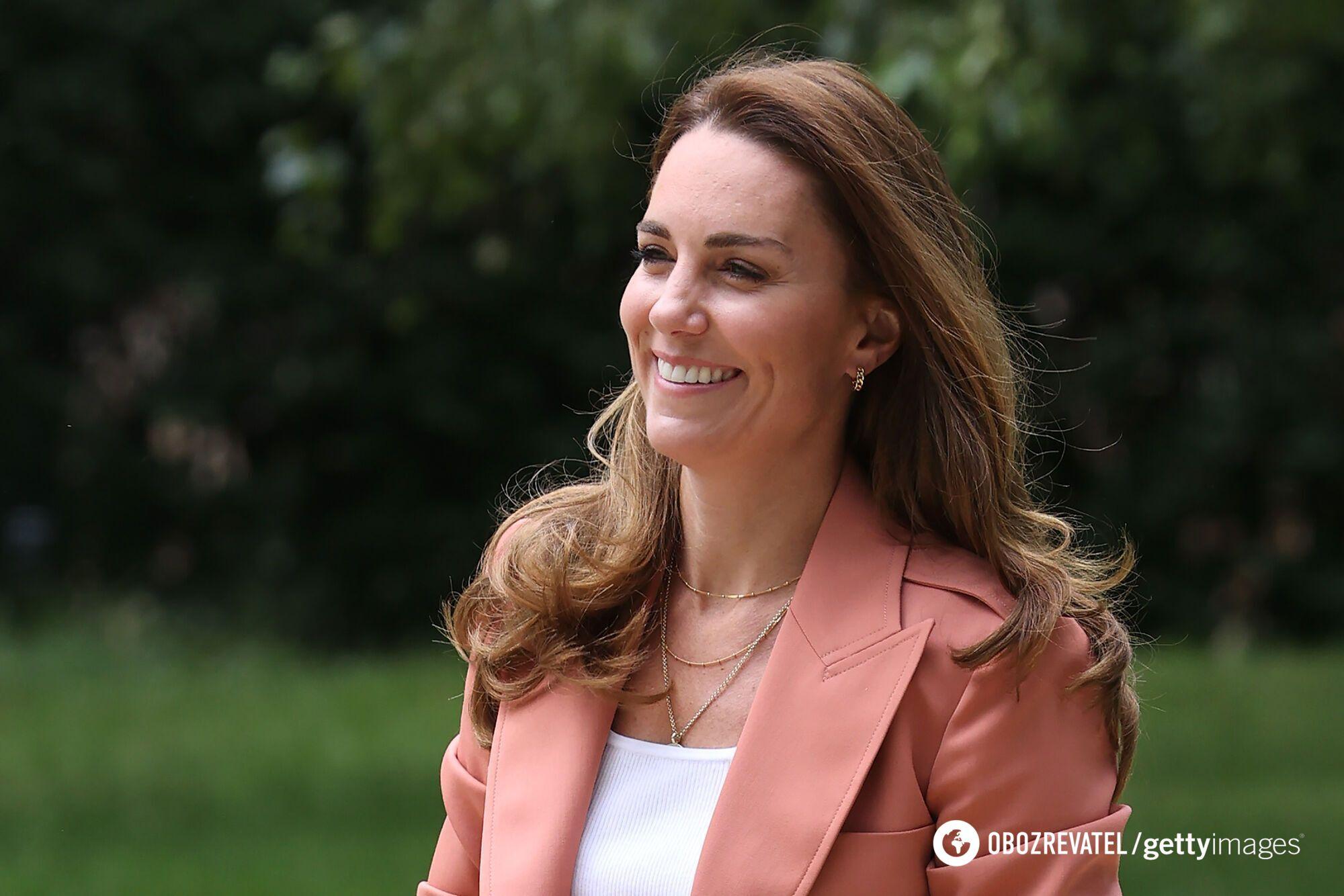 Дружина принца Вільяма Кейт Міддлтон.