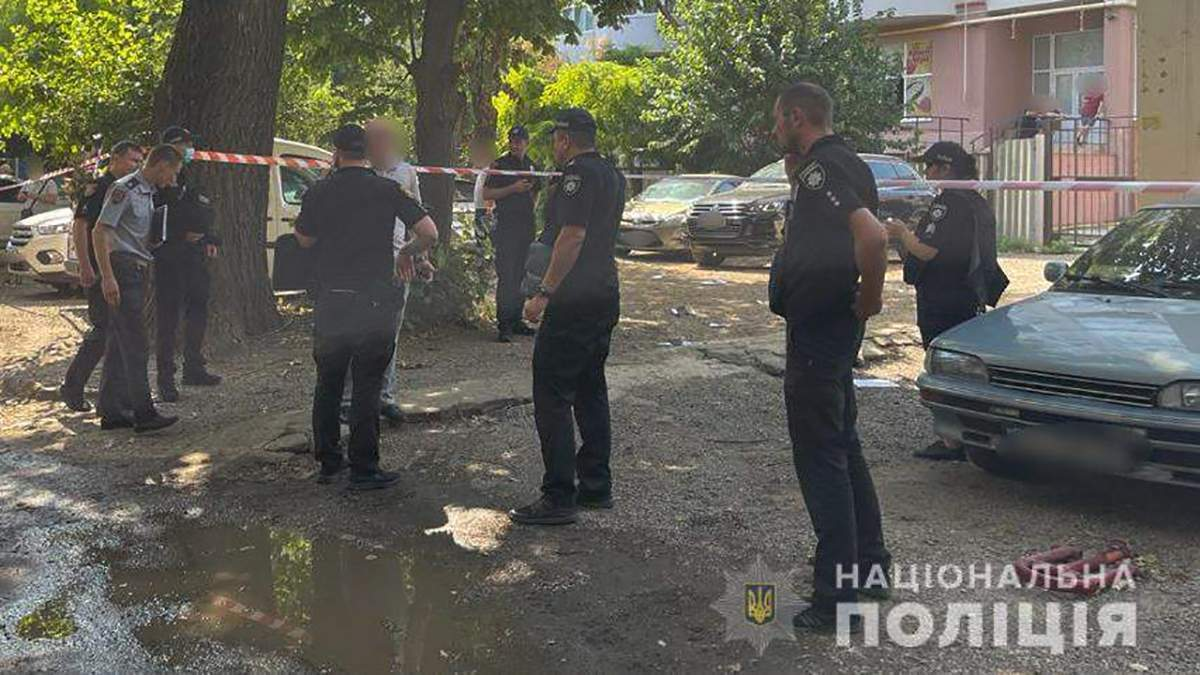 Убивство трапилося в Малиновському районі Одеси