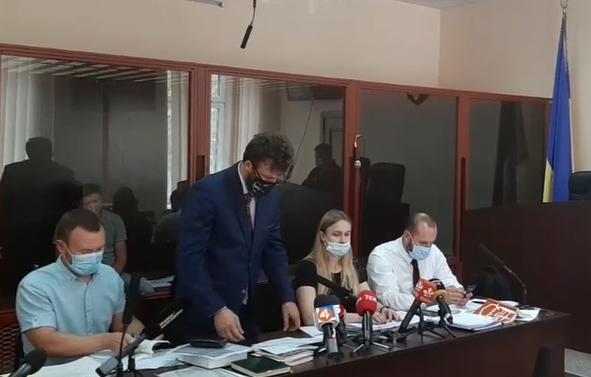 В Киеве выбирают меру пресечения Владимиру Прохничу.