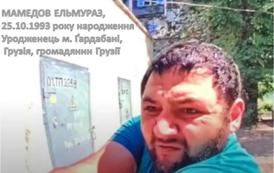 Ельмураза Мамедова підозрюють у замовному вбивстві чоловіка в Одесі