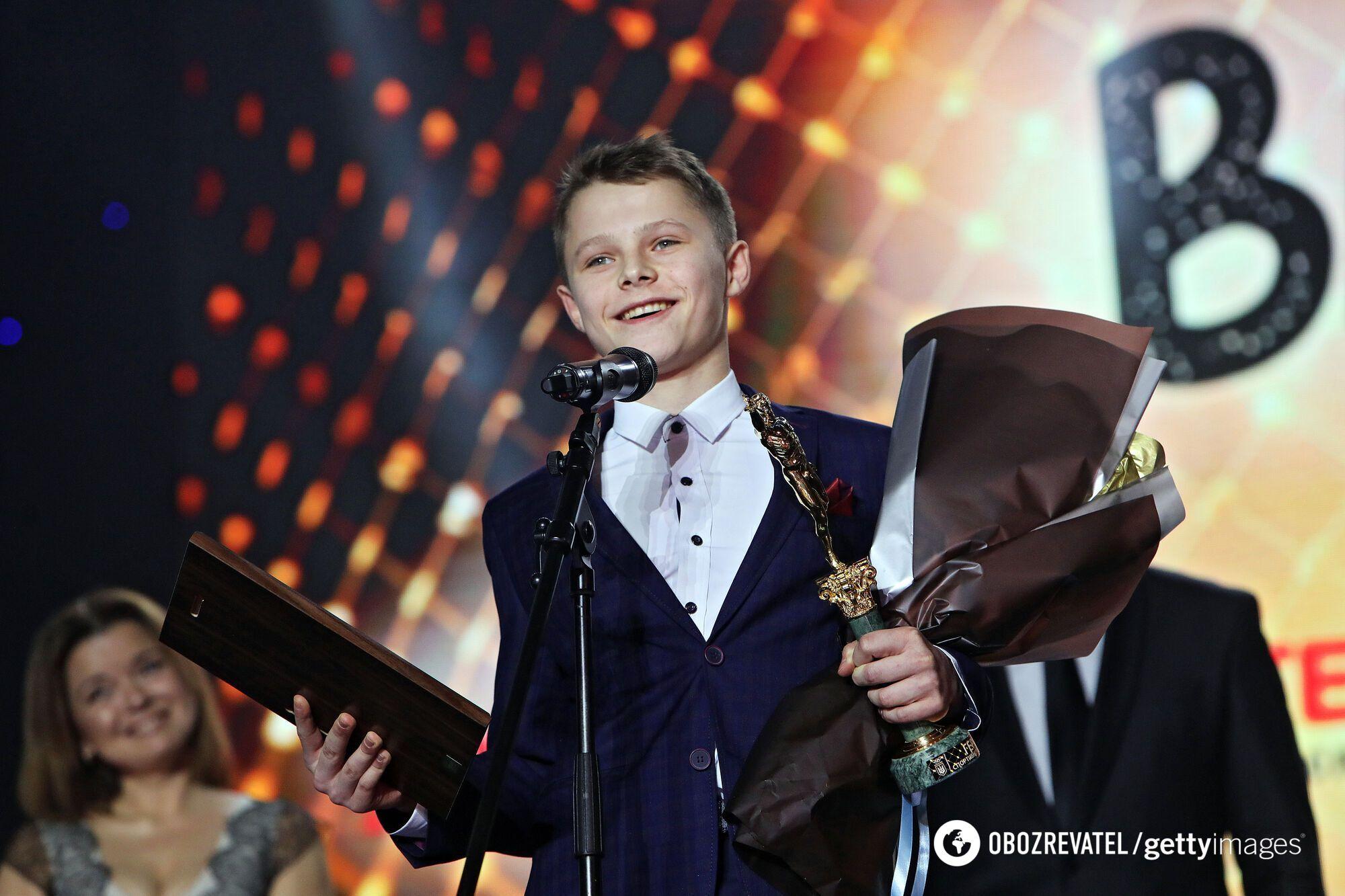 Алексей Середа (2020 год)