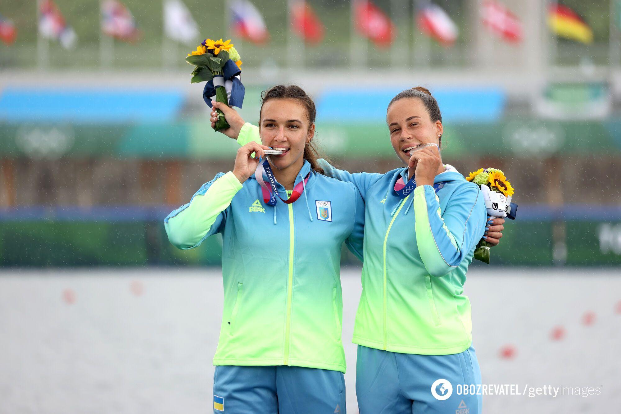 Лузан и Четверикова на Олимпиаде в Токио.