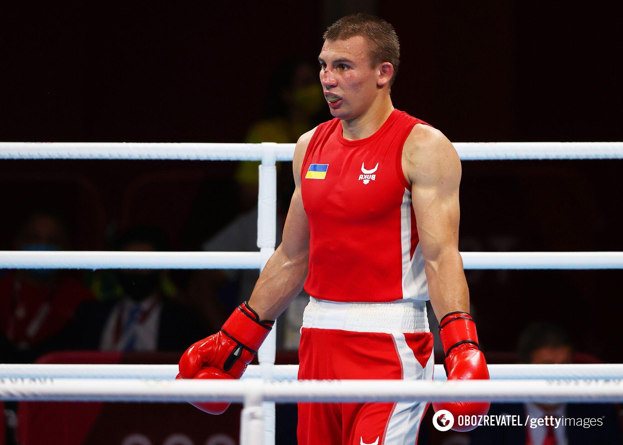 Александр Хижняк.