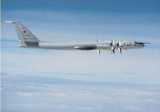 Російський Ту-142.