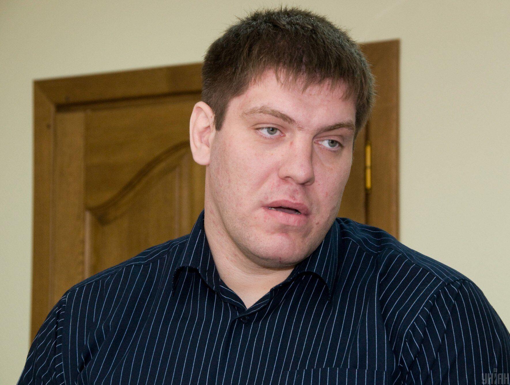 Євген Сотников отримав тюремний термін
