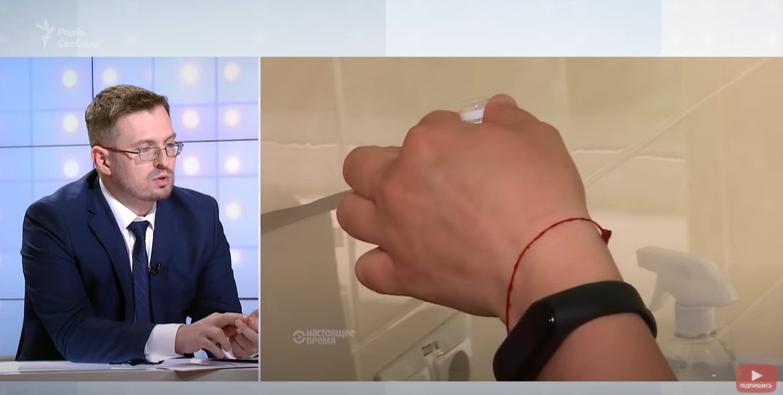 Головний санітарний лікар Ігор Кузін розповів про вакцини