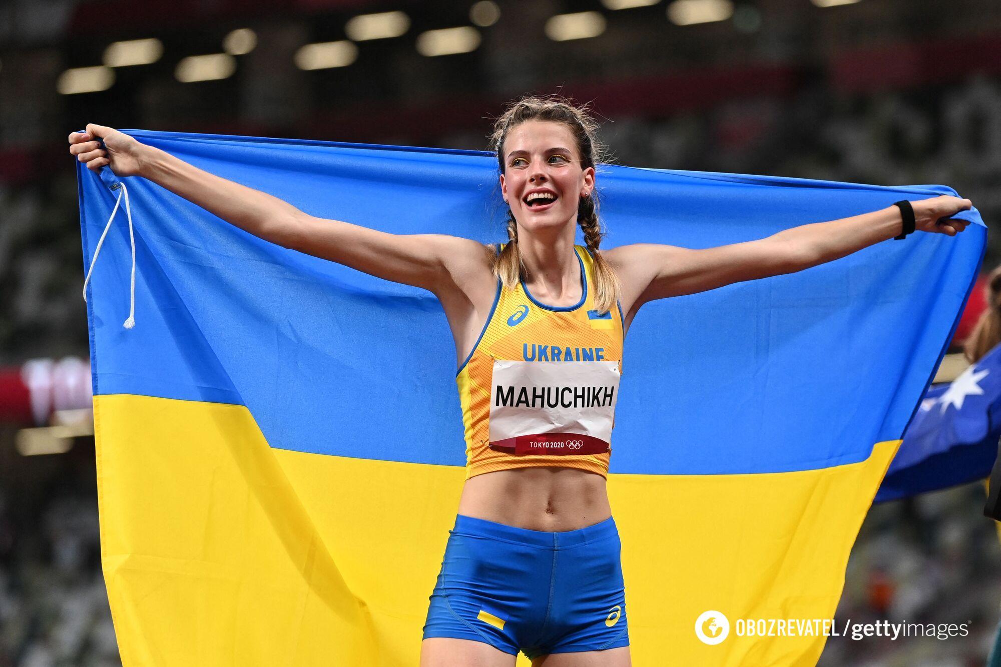 Ярослава Магучих провела яркий сезон