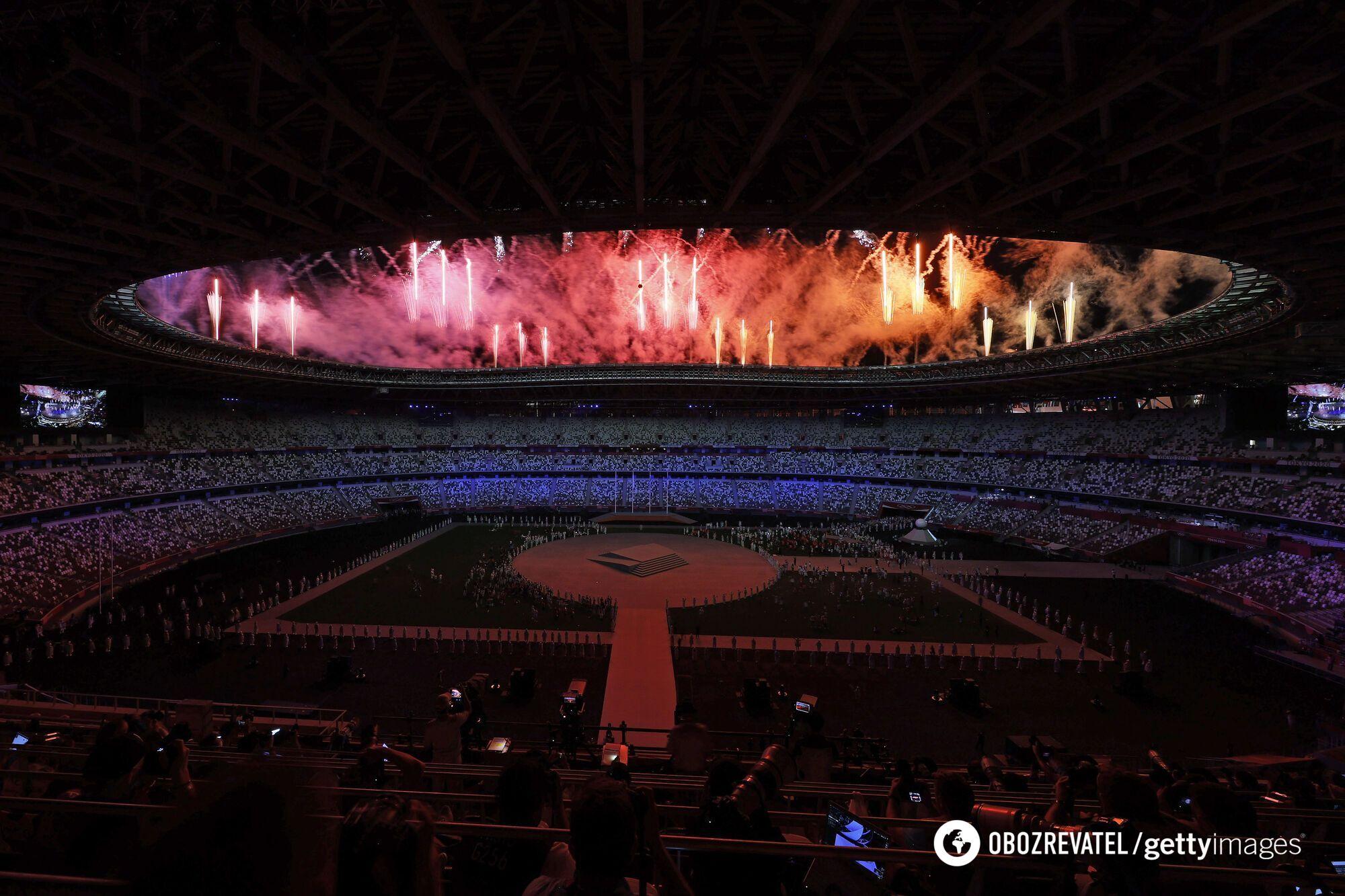 В Токио закрылись Олимпийские игры-2020.