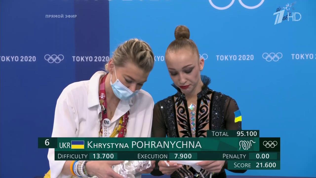Іріша Блохіна і Христина Погранична