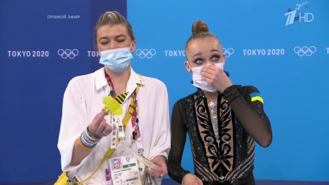 Ириша Блохина и Кристина Пограничная