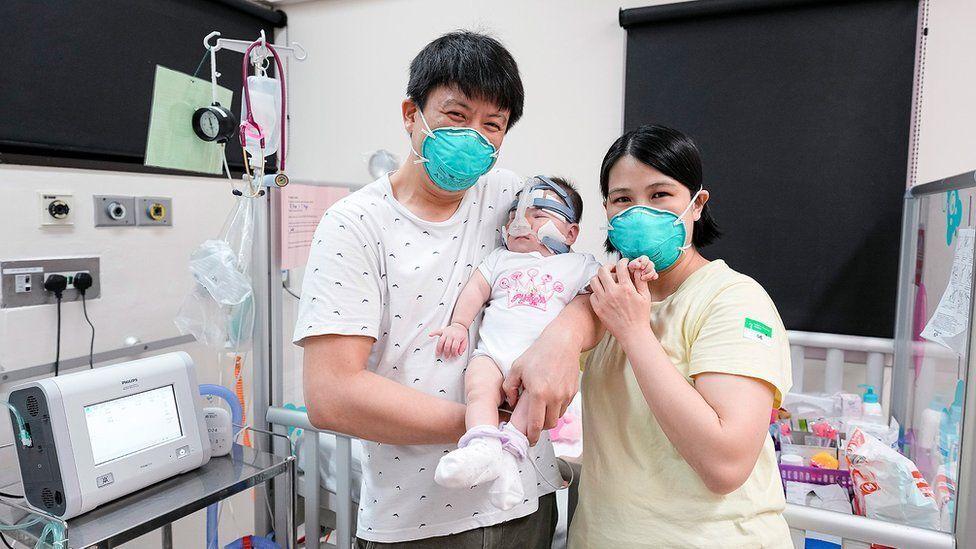 Ю Сюань виписали після тринадцяти місяців у лікарні