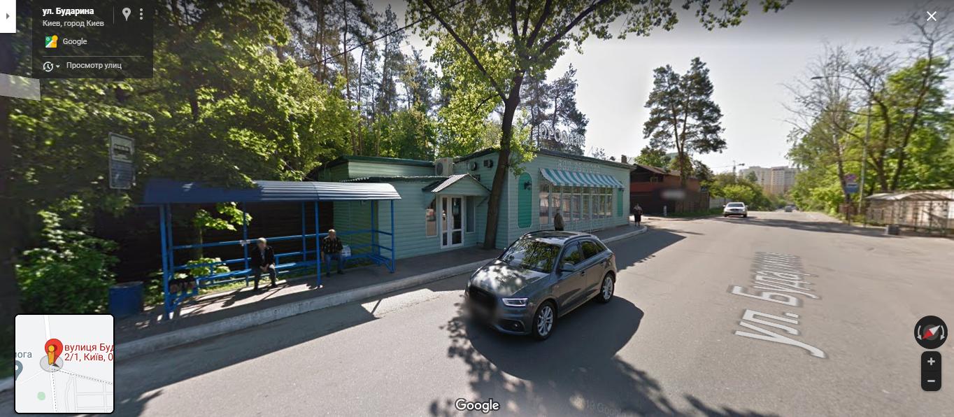 """Фото 2015 года, ресторан выглядел так и назывался """"Прованс"""""""