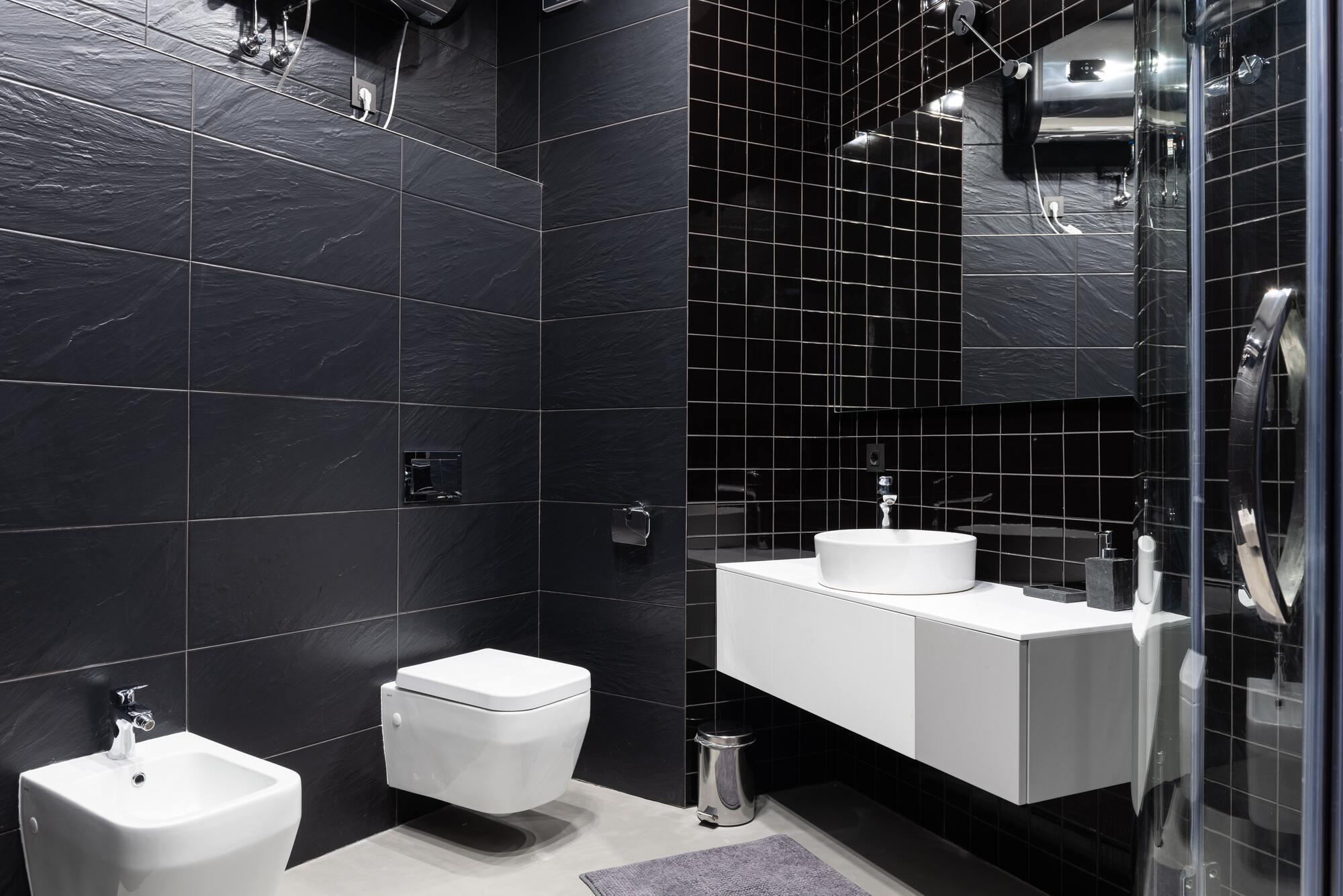 Туалеты у арабов не бывают unisex, и всегда с биде