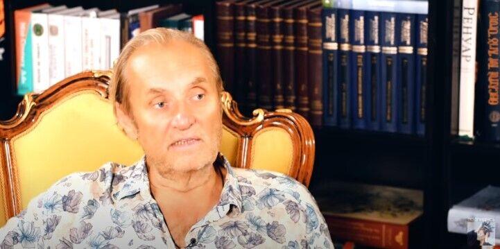 Володимир Бебешко дав нове інтерв'ю