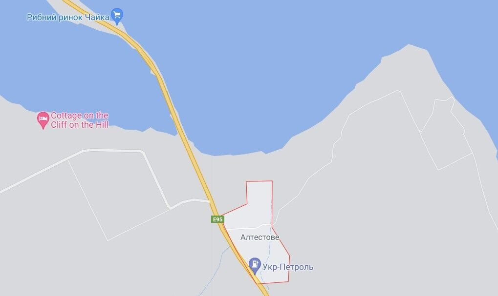 Труп в авто обнаружили в селе Алестово возле Хаджибейского лимана