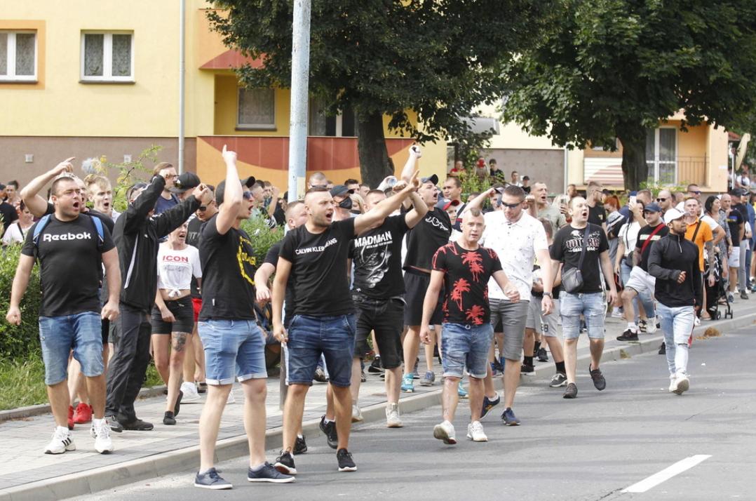 На протест зібралися 200 осіб.