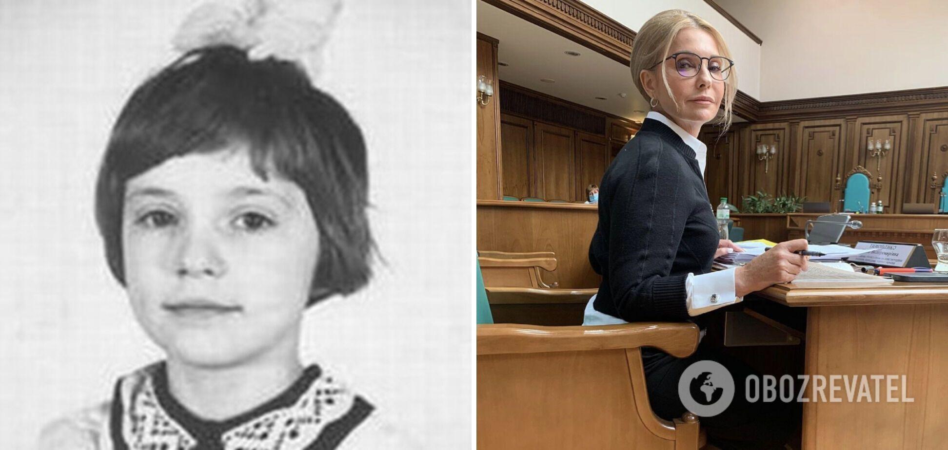 Юлія Тимошенко була відмінницею