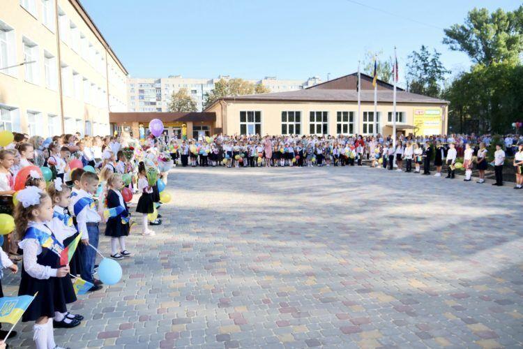 Открытие учебных заведений состоялось 1 сентября
