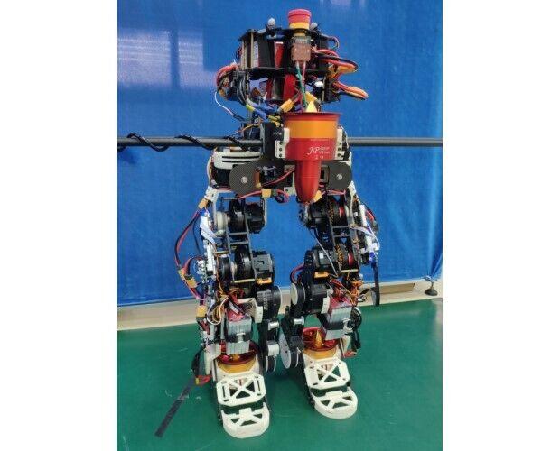 Робот Jet-HR2