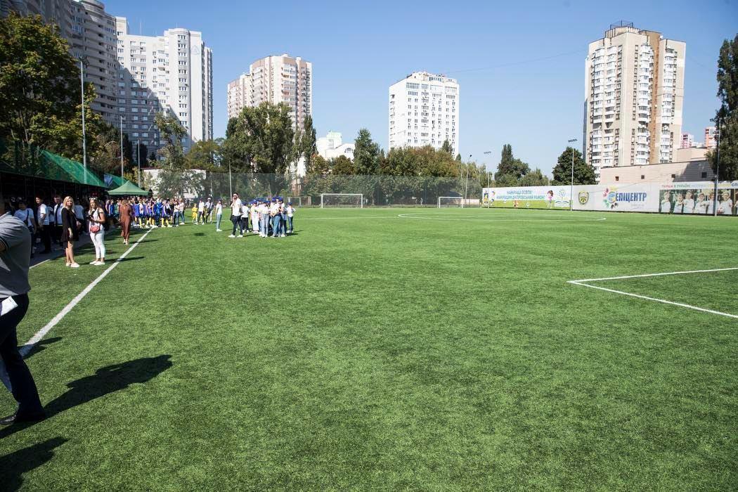 """Cоціально-спортивна школа фонду """"Реал Мадрид"""""""