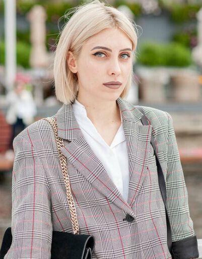 Екатерина Царская, блогер и стилист