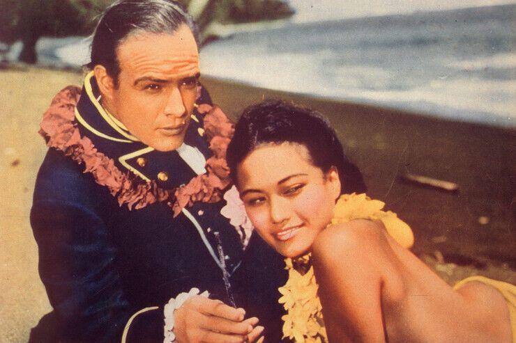Таріта Теріїпія, третя дружина актора, була головною любов'ю Брандо.