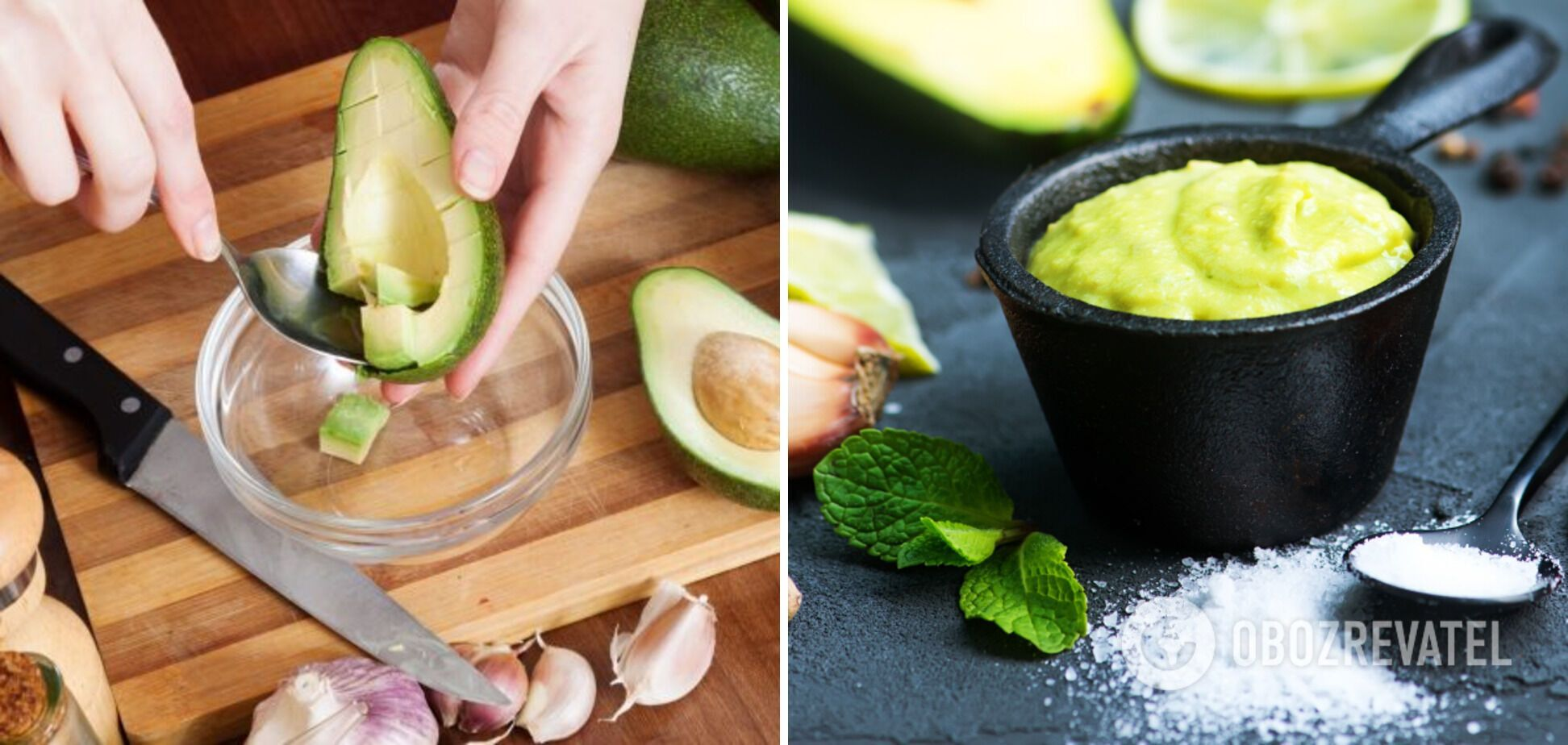 Домашній майонез на основі авокадо