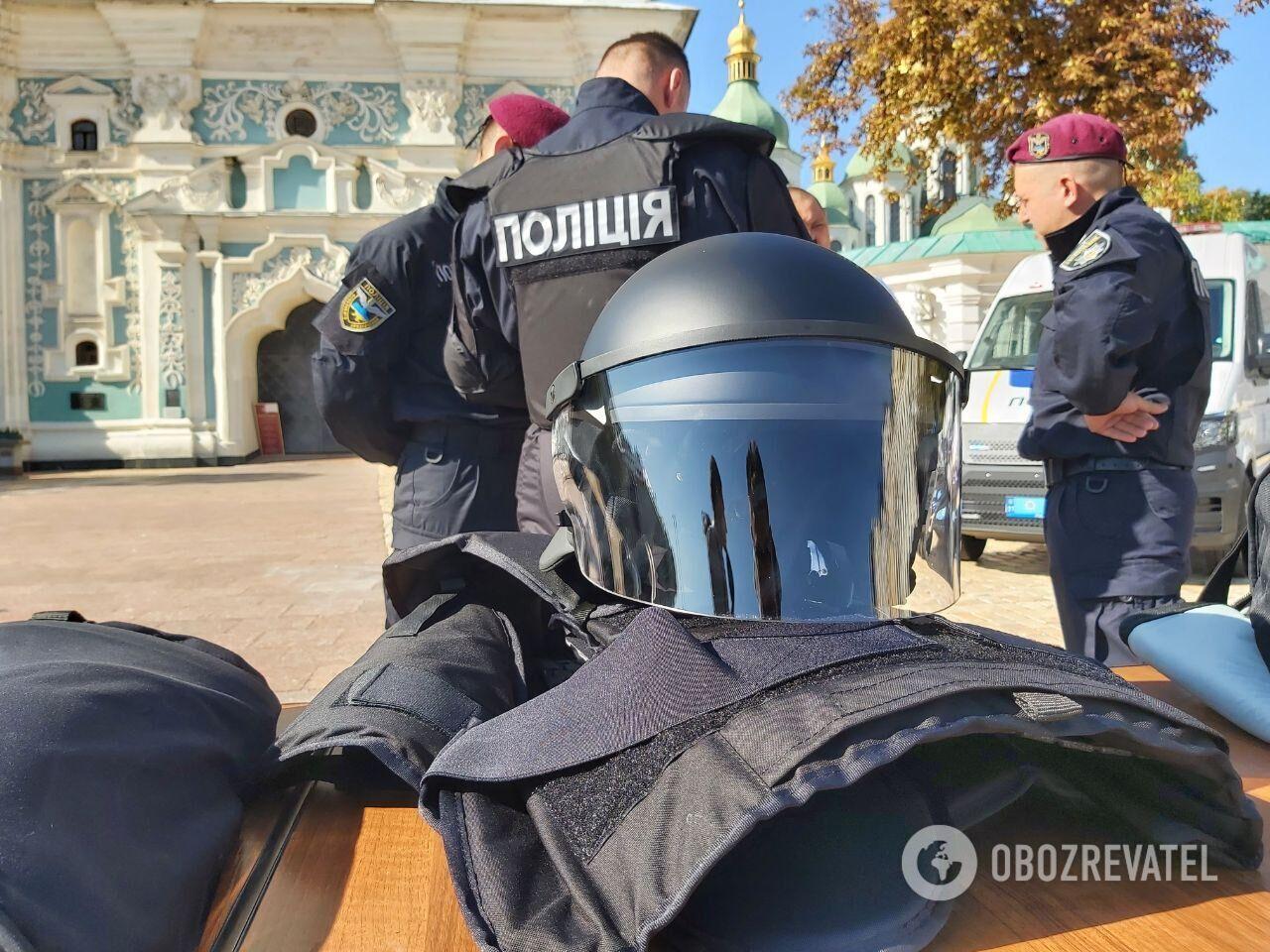 Спецоборудование для полиции