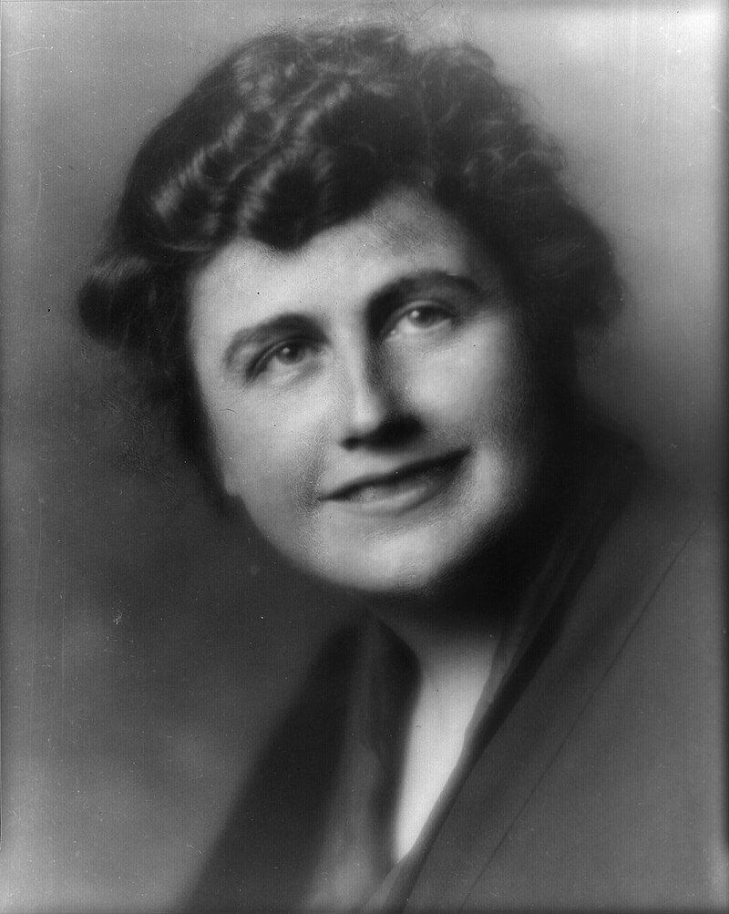 Эдит Вильсон родилась 15 октября 1872 года