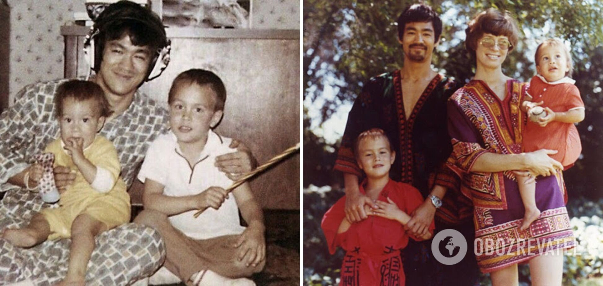 Син культового актора Брюса Лі загинув у 1993 році