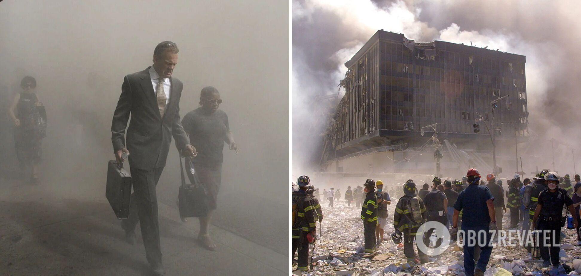 11 сентября погибли почти три тысячи человек