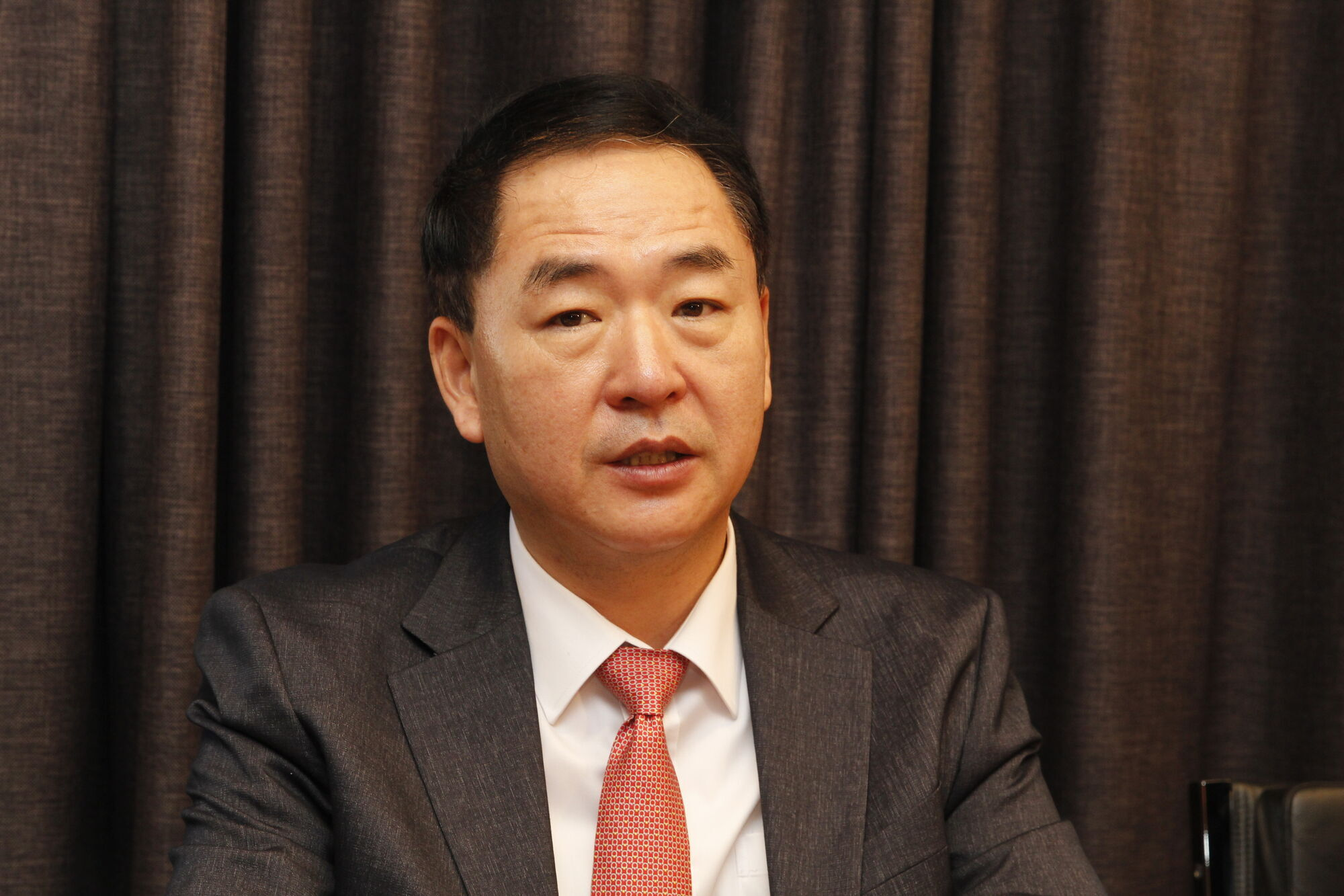 Посол Республіки Корея в Україні Хьонг-Те Кім