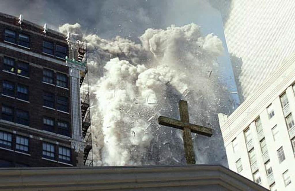 Архивное фото страшной трагедии
