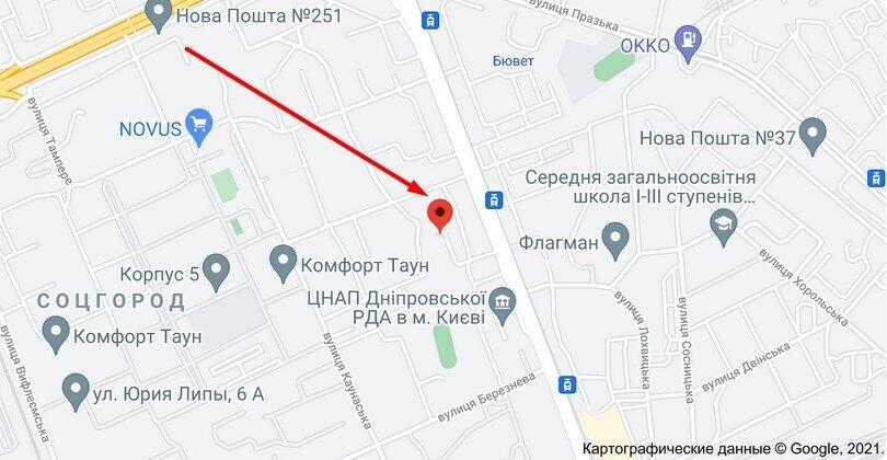 Из квартиры на Харьковском шоссе пропали 400 тысяч гривен