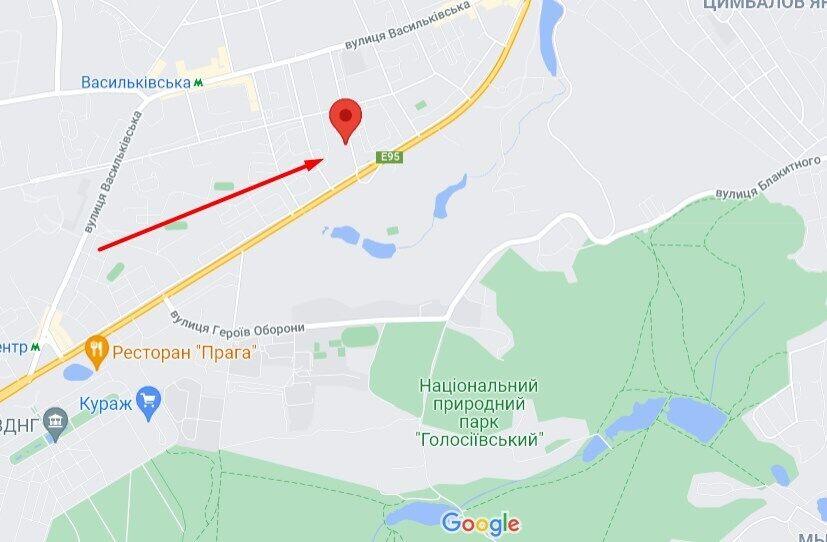 После визита сотрудника соцслужбы пострадал пожилой киевлянин