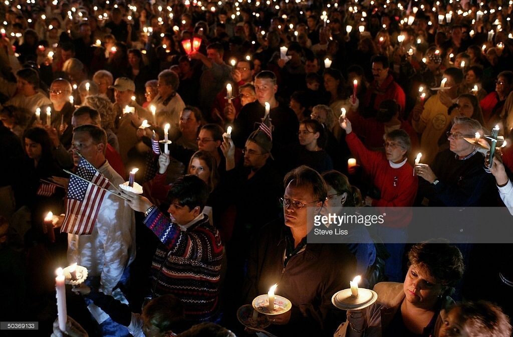 20 лет после терракта в США: ужас, застывший в фото