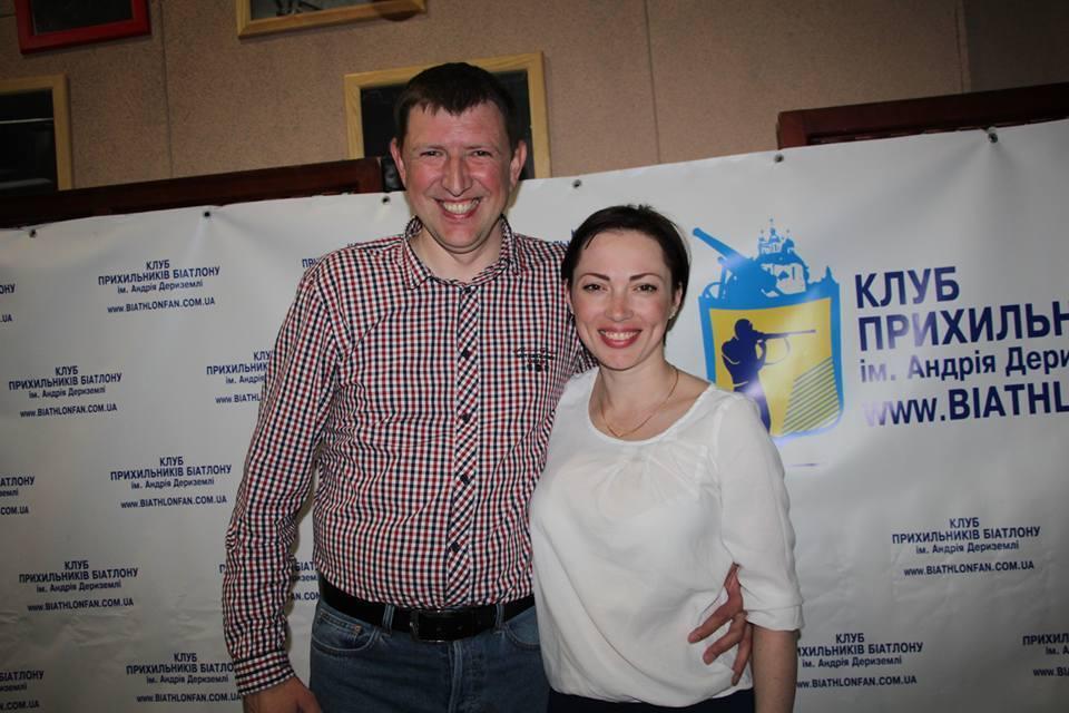 Костянтин і Ірина Готовцеви
