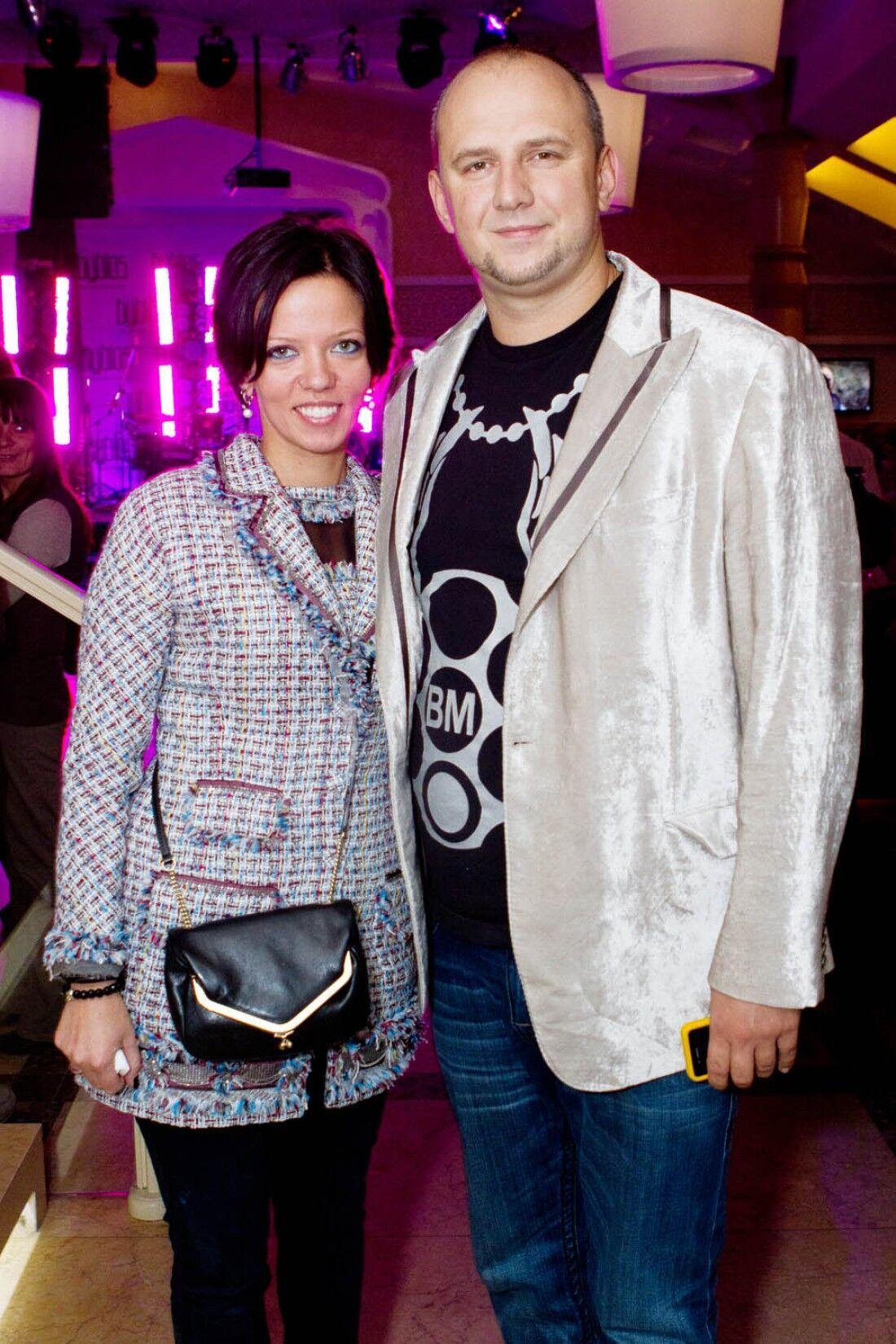 Потап стал инициатором разрыва отношений с Ириной Горовой