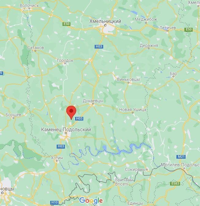НП трапилася поблизу села Привороття Друге.