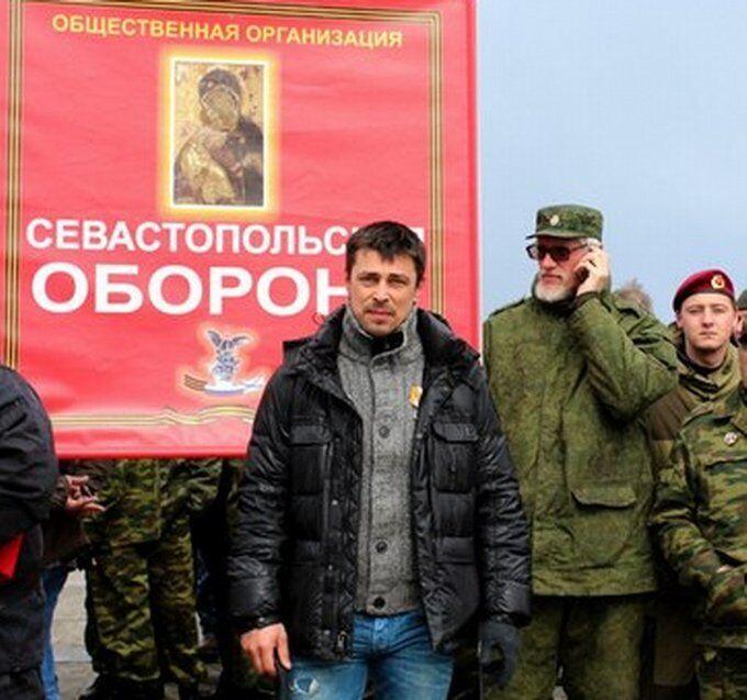 Александр Франчетти в Крыму