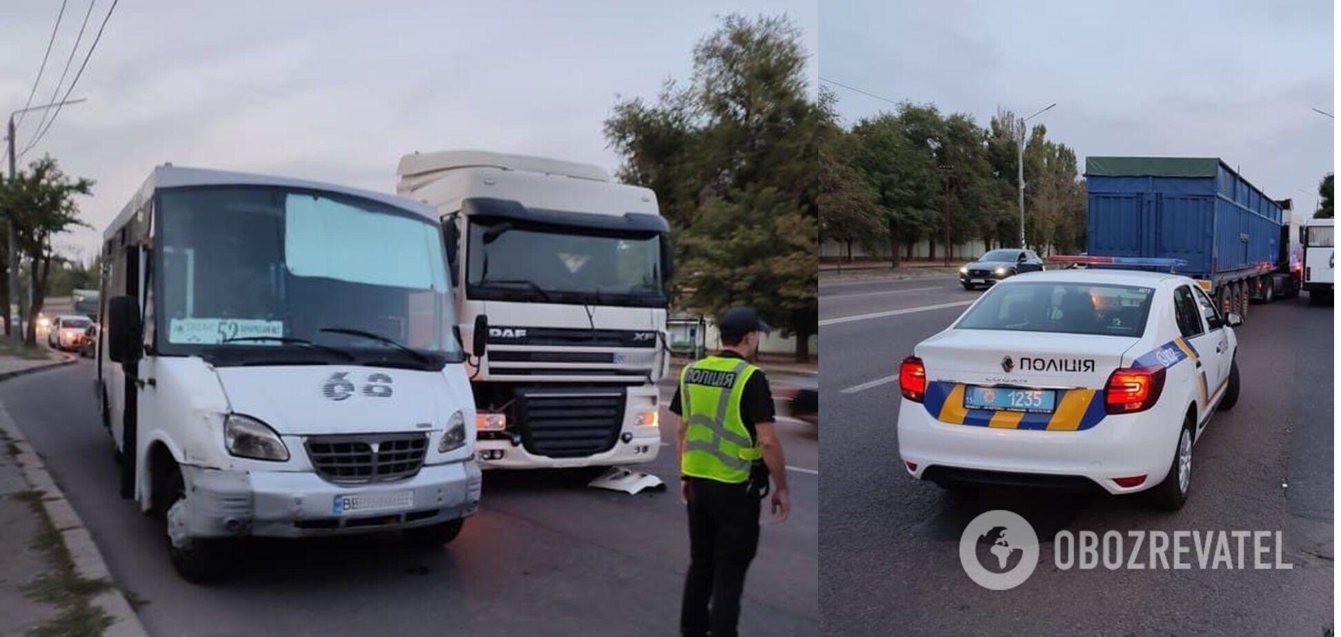 Конфлікт на дорозі припинив патруль поліції