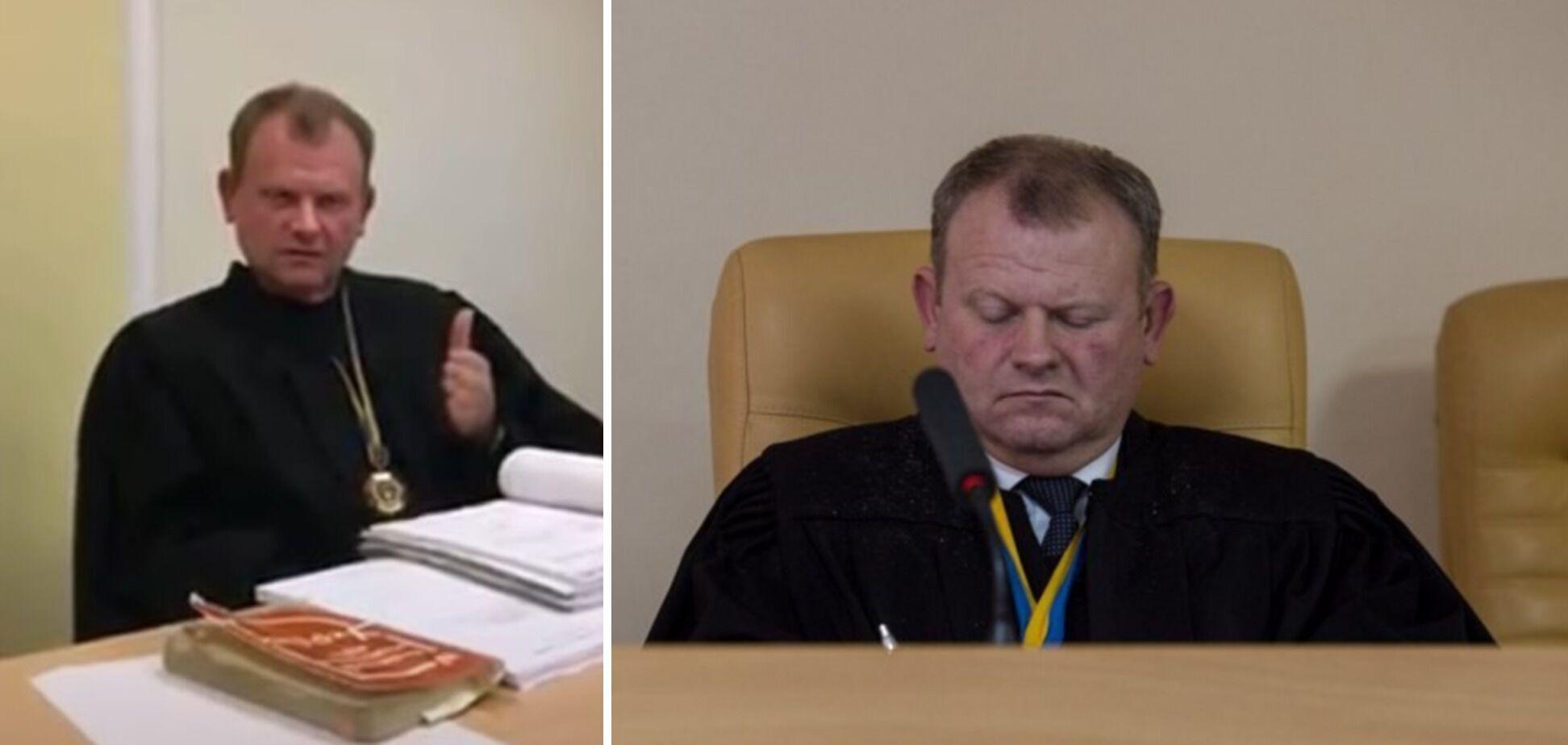 Віталій Писанець був суддею Печерського райсуду Києва